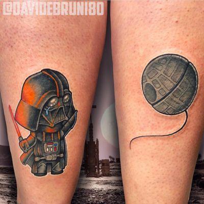 DavideBruni #starwars #darthvader #nerd #geek