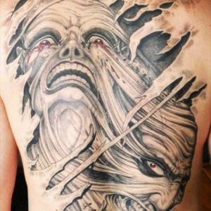 By Abilis tattoo (switzerland)