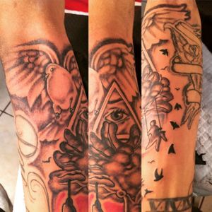 #dovetattoo #tattoo #eyetattoo #ink #birdtattoo #tattgangrosado #chicagotattooartist #mesatattooartist