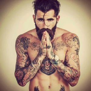 Mister Tattoo Europe! Sign Up www.missmistertattoo.com 🔥🔥❤