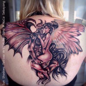 #Artist#tattoo#tattoos#tattooed#tattooart#tattooflash#color#ink#inked#tattooartist#tattooartistmagazine#gothic#theme#art#sleevetattoo#pro#photo#westernaustralia#aveley#perth#australia#sunshadowstatto