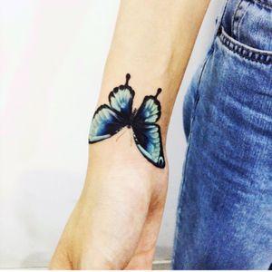 #tattooistdoy#butterfly #animals
