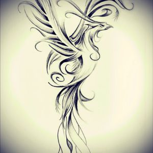 """A phoenix with the words """"I need your grace to remind me to find my own"""" in black and grey on my shoulder- cap/quarter sleeve possibly #megandreamtattoo"""