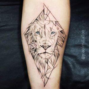 #lion #sketch #liontattoo