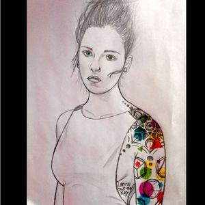 #tattoodrawing