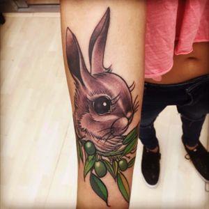 #rabbit #pretty ❤️🐰😍