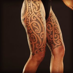 Moko puhoro #mokopuhoro #puhoro #maoripants #moko #maori