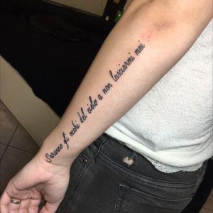 #tattoo #lettering #tattoolettering