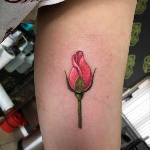 #JuniTattss #JuniTattssTattoo #roses #smalltattoo #poland #redberrytattoostudio