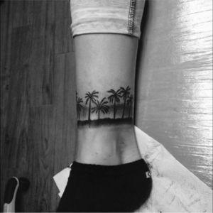 #palmtrees #palmtattoo