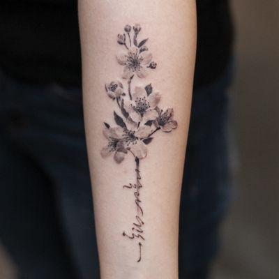 cherry ossom :) #cherryblossom #flower