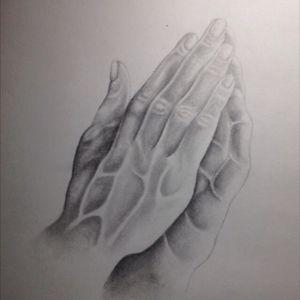 #prayinghands #original