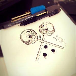 Skull candy, sullen style #lollipop #lolli #skull #skullcandy #sullen #sullenart #tattooart #tattoo #tattoodrawing #tattoodesign #candy #lililickmylollipop #staedtler #staedtlerart #staedtlerpencils #staedtlerliner #BlackAndGrey #visibleink #sullentattoo #sullencollector #sullenforlife #sullentattooart #sullenfam #sullensupporter #sullenfanart