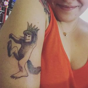 Max from Maurice Sendak's Where the wild things are <3 #literature #wherethewildthingsare