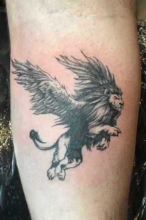 Fineline forearm tattoo
