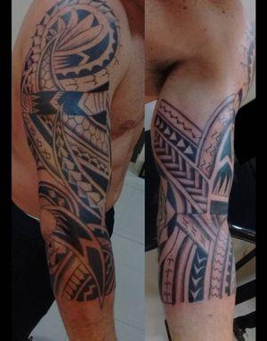 Tattoo by Tattoos By Lou - South Beach