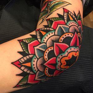 #elbow #flower