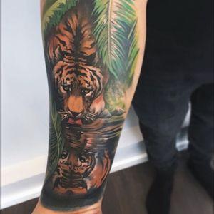 #tiger #inprogress