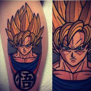 It does not need to be Goku... But I want a DBZ tattoo fam✌🏼️ #AdamPerjatel #goku #anime #DBZ #stillwatching #DBsuper