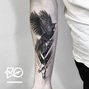 By RO. Robert Pavez • TUI & Memoirs • Studio Nice Tattoo • Stockholm - Sweden 2017 • Please! Don't copy® • #engraving #dotwork #etching #dot #linework #geometric #ro #blackwork #blackworktattoo #blackandgrey #black #tattoo