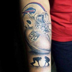 NFL arm piece #NFL