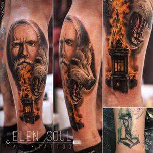 At Krasnodar Tattoo Convention 2016 #elensoul