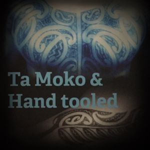 Ta moko traditions #tamoko #handtraditions #mokomaori #maoriAotearoa #maori