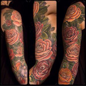 Roses by Salem