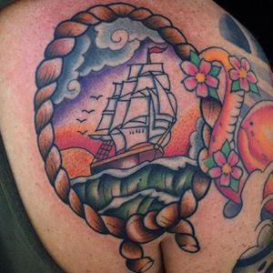 #shiptattoo #clippership
