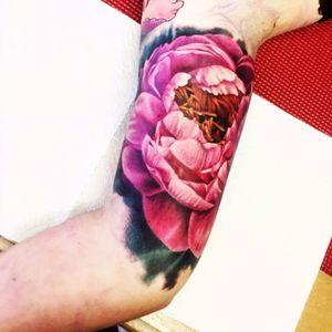 #peonie #peony #flower #pinkflower #hyperrealism