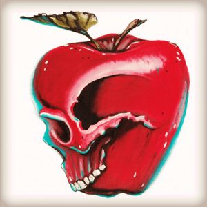 By @kevinhennesseytattoo available now! To book email kh.artconcepts@gmail.com #apple #poisonedapple #appletattoo #sydneytattooexpo #sydneytattooartist #tattooartist