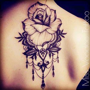 #missvoodoo #rose #mandala #jewels
