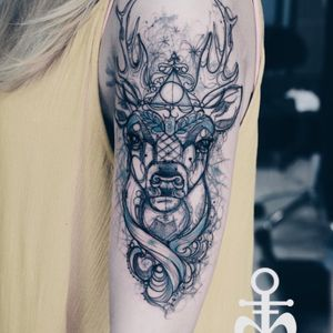 #sketch #deer