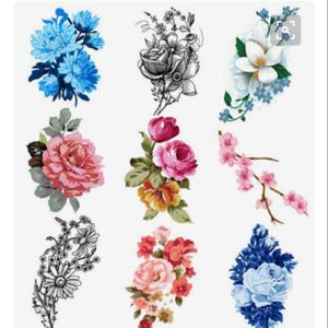 #tattooinkspiration #megandreamtattoo #sleeveinspiration #floralsleeve #floraltattoo
