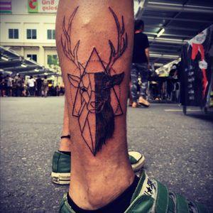 Bangkok tattoo convention 2016