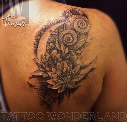 #lotus #moonchild #cancerzodiac @_zakiev @tattoowonderland #youbelongattattoowonderland #tattoowonderland #brooklyn #brooklyntattooshop #bensonhurst #midwood #gravesend #newyork #newyorkcity #nyc #tattooshop #tattoostudio #tattooparlor #tattooparlour #customtattoo #brooklyntattooartist #tattoo #tattoos