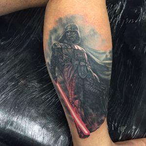#starwars #darthvader #darthvadertattoo #darkside #sith #eternalink #magirotary #frostbitetattoo #invercargill #nz #nztattooartist #tattoosofinstagram #tattoo #tattooist #supportyourtattooartist #luckysupplynz #tattoos #tattooartistmagazine #tattooart #tattoosociety #starwarstattoo #vader #anakinskywalker #lukeiamyourfather