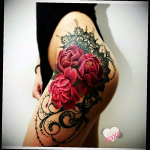similar to this but on my shoulder with a quote... #megandreamtattoo