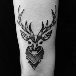#blackworktattoo #tattoosbyrodrigocanteras #lovehatenewyork #animalhead