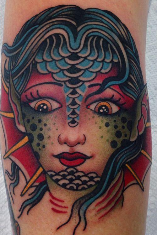 Mermaid by @shauntopper
