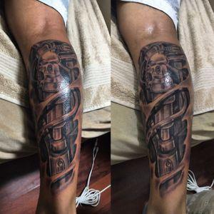 #loveink #tatt #tattoo #inklove #blackngreytattoo #blackngrey #mechanicaltattoo #mechanicaltattooink #ink #art_collective