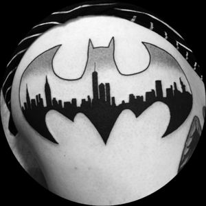 #batman #tattoosbyrodrigocanteras #lovehatenewyork