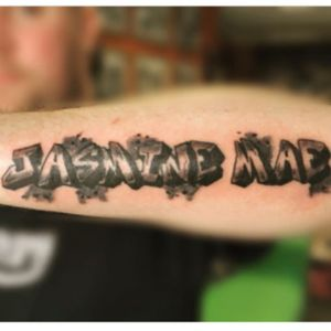 #eastside #eastsidetattoo #eastsidetattoo44 #irthlingborough #tattoo #ink #tattooartist #graffiti #armtattoo #graffitiwriting #menwithink #menwithtattoos #guyswithink #guyswithtattoos