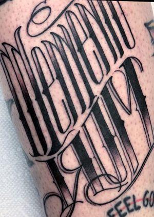 #larascotton #lettering