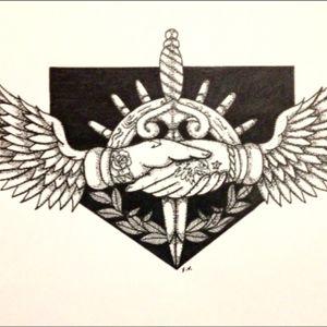 #dotwork #friends #tattoo_art_worldwide #tattoo