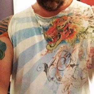 Miami Ink original t-shirt after the tv show. Favorite shirt