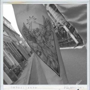 #nike #nikegoddess #victory #inked #tattoo #tattoos #tattoodo #kbhkink #tatted