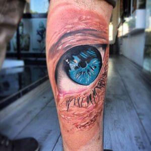 #tattoo #eye #mertmutluer #ınked #tattoodo #fantastictattoos #ınklover #cooltattoos #turkey #color #work #cleopatraink #tattoolife #inkmag