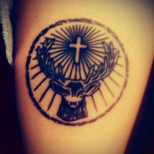 #jagermeister #tattoo #french