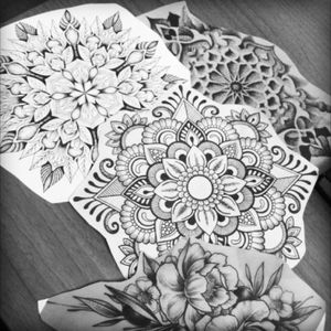 #mandala#rose#mandalatattoo#love#rosetatto#arm